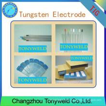 WT-20 RED TIG electrodos de tungsteno