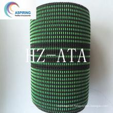 As melhores vendas 50 milímetros PE Sofa Elastic Webbing Band Elastic Tape