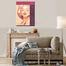 Marilyn Monroe Painting Wall Art Decor