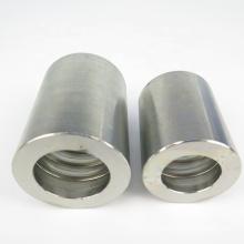 00710  Crimp Hose Hydraulic ferrule for PTFE hoses