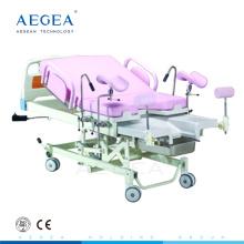 AG-C310 Hospital recuperación femenina cuidado de enfermería económica entrega eléctrica labor parto cama