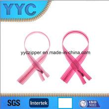 # 3 Unsichtbarer Nylon Reißverschluss für Kleidungsstücke, Kissen oder Spielzeug