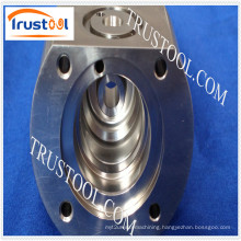 4 Axis CNC Machining Stainless Steel Parts Auto Parts