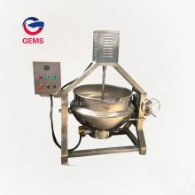 Automatische Kochmaschine Wok Gebratener Reis Wok Maschine