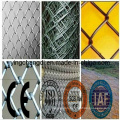 Chain Link High Security Fence
