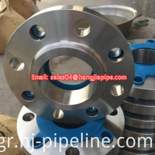 carbon steel A105 Slip on flange