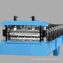 Famous Supplier Sale Best Corrugated Galvanized Aluminium Colored Steel Profile Metal Roofing Sheet Making Machine
