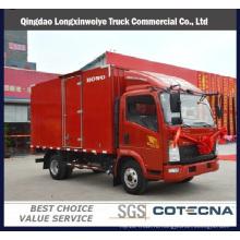 Китай новая компания sinotruk HOWO перевозит 5 тонн легких грузовиков