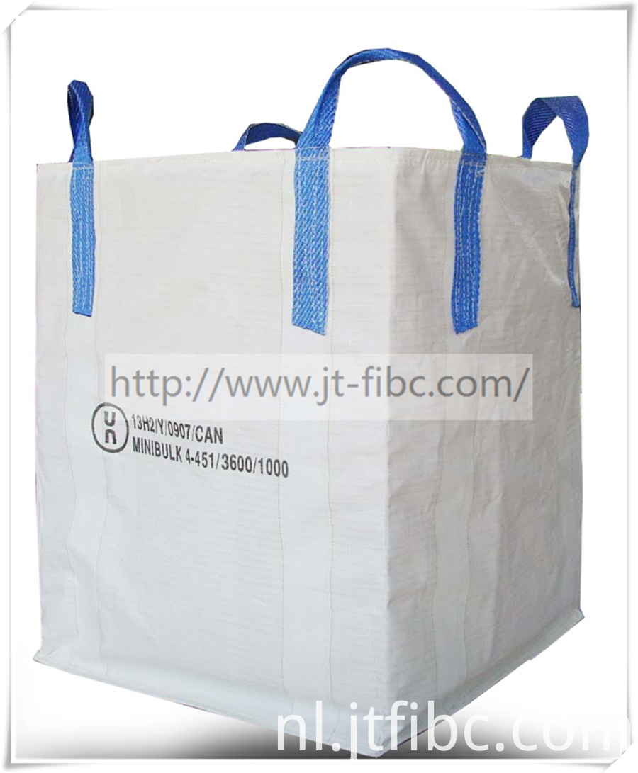 Plastic Bulk Bag Bottom Price
