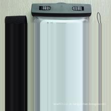 Ipx8 pescoço pulseira braçadeira pvc caixa de telefone inteligente à prova d'água (yky7257)