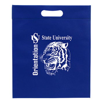 Die cut non woven bags custom for sale