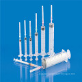 Luer Slip and Luer Lock Medical Syringe with or Without Needle