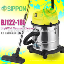 Home cleaning Wet and Dry Vacuum Cleaner BJ122-18L1200W