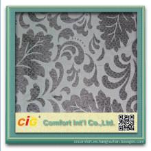 Clásico hogar decoración Cutain tela