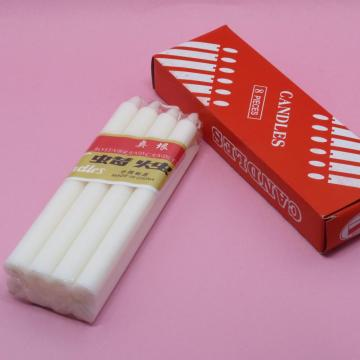40g lilin putih 8pcs lilin Freetown candle