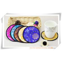 Dekorations-spezielles Geschenk für chinesische Cup-Matte