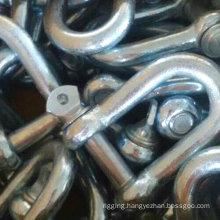 Rigging Hardware European Type Large Screw Pin Dee Shackle