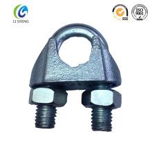 Dispositivo de amarre Din741 clip de cable de alambre