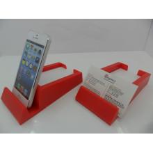 Soporte de plástico superventas del teléfono celular