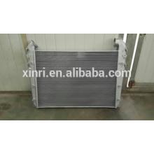 1516489 NISSENS: 96992 Full aluminum intercooler for SCANIA heavy trucks