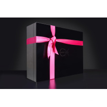 Gift Box with Ribbon Accessary