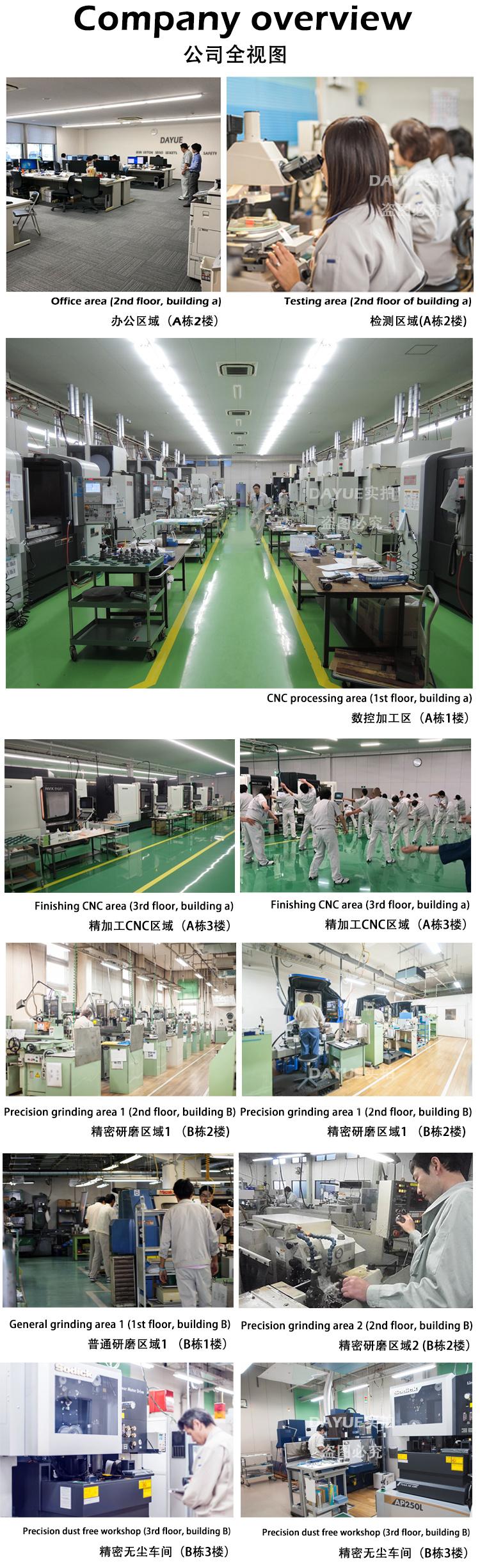 Dayue Precision Technology (Dongguan) Co., Ltd.