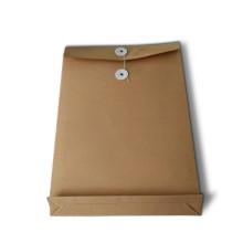 Kraft File Pocket Kraft Paper Bag Printing
