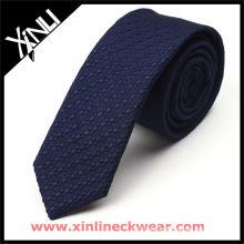 New Silk Mens Skinny Tie