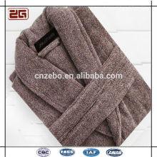 Made in China Elegant Luxury Towel Terry Waffle Cotton Japan Kimono Bathrobe