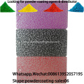 Electrostatic Spray Hammer Tone Texture Powder Coating