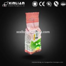 Bolso de empaquetado del té del papel de aluminio / bolso de embalaje del té del vacío