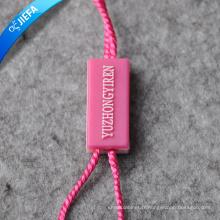 Étiquette adaptée aux besoins du client de joint de chaîne pour des vêtements