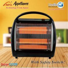 Rechargeable room electric heater
