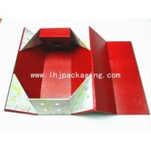 Caixa de presente de empacotamento de papel personalizado