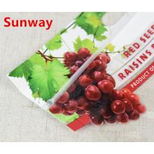 Clear Printed Fruit Bag
