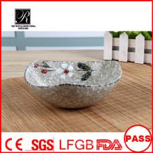 Керамический шар Оптовая торговля, керамическая миска салата, керамическая чаша с фруктами