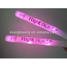 pink light LED foam stick whole sell 2016