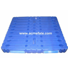 Double plastic pallets with sides in China