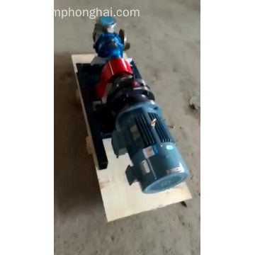 NYP  high viscous rotor pump