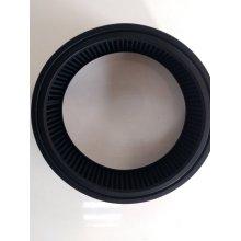 14 '' Specter Round Filter com tecido preto não tecido 14''x3 '' / 14''x2 ''