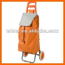Carrinho de compras com rodas 2012 Fashional Carrinho de compras inteligente