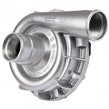 Aluminum Water Pump Cover