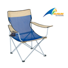 Metal Camping Chair With Mesh