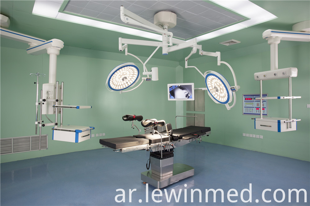 Lewin Operating theatre Room