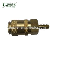Acoplador de acero de calidad garantizada superior