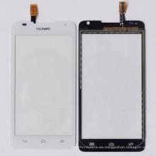 Pantalla táctil frontal de vidrio para Huawei Y530