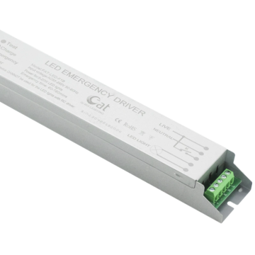 Controlador LED de alto brillo para panel LED