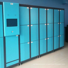 YS Locker 2019 Best Selling  Equipment Laundry Fully Automatic Laundry locker for Business Center