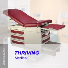 Стол для гинекологического осмотра с выдвижными ящиками (THR-DH-S106)