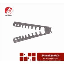 Wenzhou BAODSAFE Lockout Tagout Pneumatic Lockout Gas Safety Equipment de 8 furos diferentes BDS-Q8611